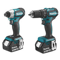 Makita Brushless Twin Pack