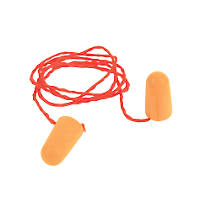 3M 1100 37dB Corded Foam Ear Plugs 100 Pairs