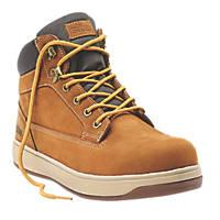 Site Touchstone   Safety Boots Dark Honey Size 10