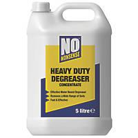 No Nonsense Heavy Duty Degreaser 5Ltr