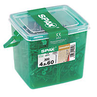 Spax Wirox TX Countersunk WIROX Flooring Screw 4.5 x 60mm 300 Pack