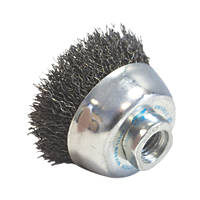Norton Expert Crimped Cup Brush 75mm