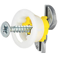 GripIt  Plasterboard Fixing 15 x 14mm 8 Pack
