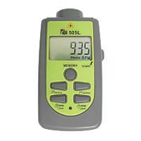 TPI 505L Combination Laser & Contact Tachometer