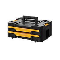 "DeWalt TSTAK IV Drawer Storage Unit 17"""