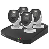Swann SWDVK-846804-EU 8-Channel CCTV DVR Kit & 4 Cameras