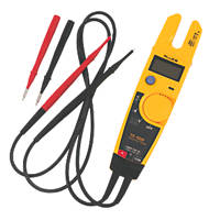 Fluke T5-1000 Open Jaw Electrical Tester 1000V