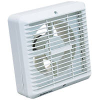 Manrose XF150T 25W Kitchen Extractor Fan with Timer White 240V