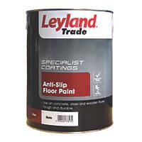 Leyland Trade Anti-Slip Floor Paint Slate 5Ltr
