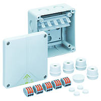 Wago Abox Lever Connector 222 Series Junction Box