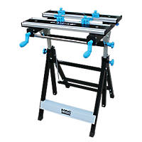 Mac Allister Aluminium Mobile Workbench