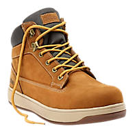 Site Touchstone   Safety Boots Dark Honey Size 9