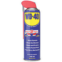 WD-40  Multi-Use Lubricant 450ml