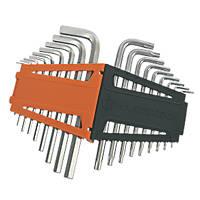 Magnusson  Metric & TX Hex Keys 18 Pcs