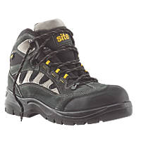 Site Granite   Safety Trainers Dark Grey Size 11