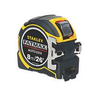 Stanley FatMax XTHT0-33504 Autolock 8m Tape Measure