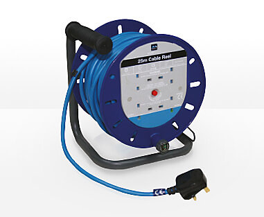 Cable Reels & Extension Leads
